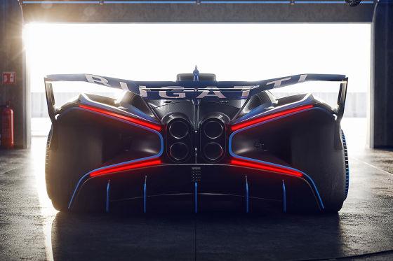 Bugatti BXX Bolide !! SPERRFRIST 28. Oktober 2020  12:00 Uhr  !!