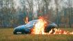 Russe fackelt seinen 175.000 Euro teuren Mercedes-AMG GT 63 S ab!