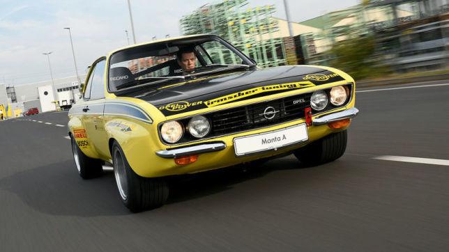 Opel Manta A Irmscher (1974)