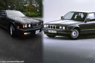Wer kennt diesen BMW 5er E34-Klon?