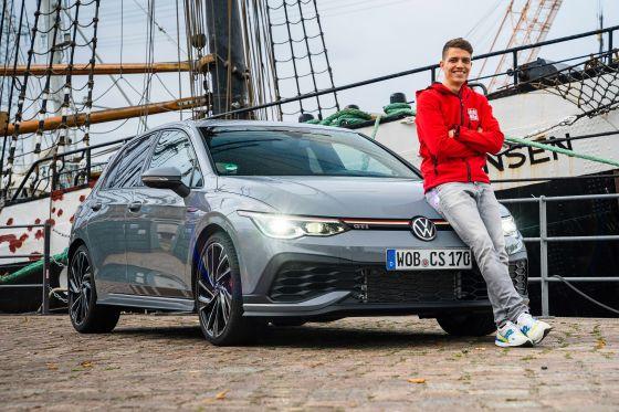 VW Golf 8 GTI Clubsport