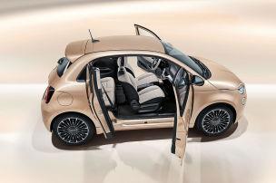 """Fiat 500e 3+1 """"la Prima"""" (2020): Vorstellung"""