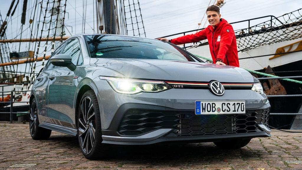 Erste Fahrt im neuen Golf GTI Clubsport