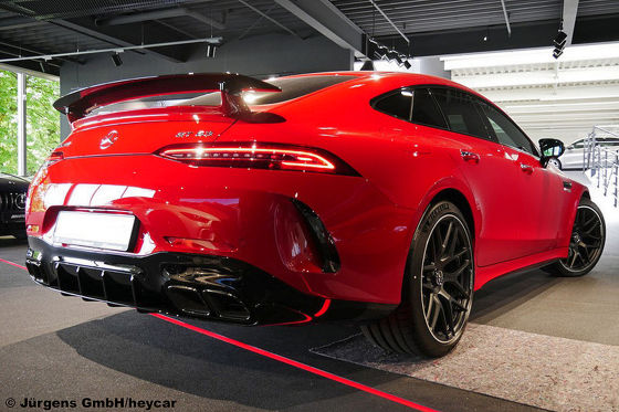 Mercedes-Benz AMG GT 63 4M