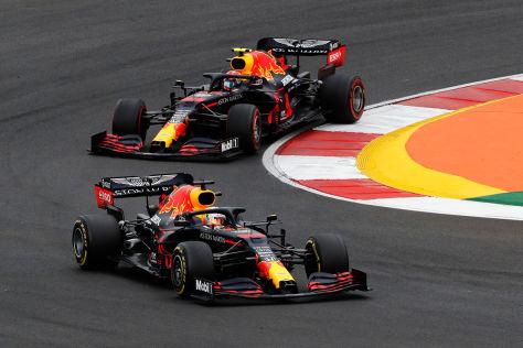 Formel 1: Red Bull im Fokus