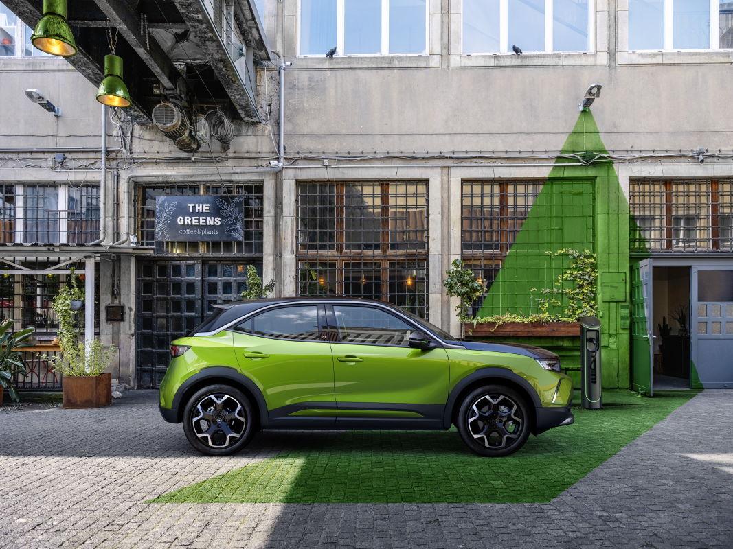 Opel E-Test: Diese Modelle können Sie testen