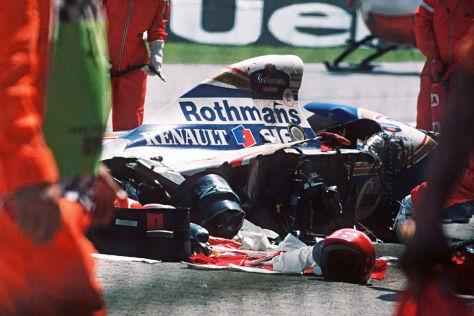 Formel 1: Rückkehr nach Imola