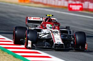 Formel 1: Alfa behält Räikkönen und Giovinazzi