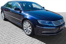 Luxuriöser VW Phaeton unter 23.000 Euro