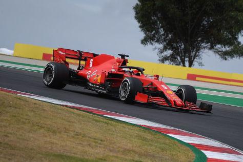 Formel 1: Vettel in der Bredouille