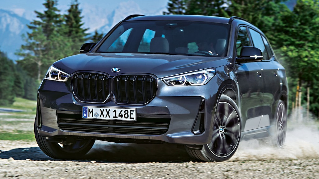 So kommt der neue BMW X1