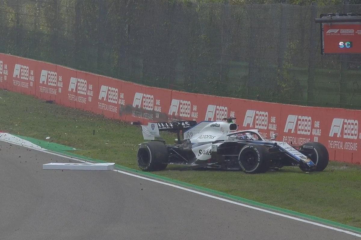 Formel 1: Die besten Bilder vom Imola Grand Prix 2020