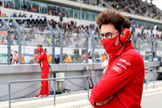 Binotto verrät: So hat er Vettel gefeuert
