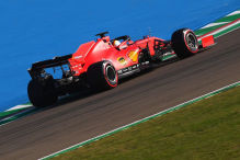 Formel 1: Vettel wieder im Mittelfeld