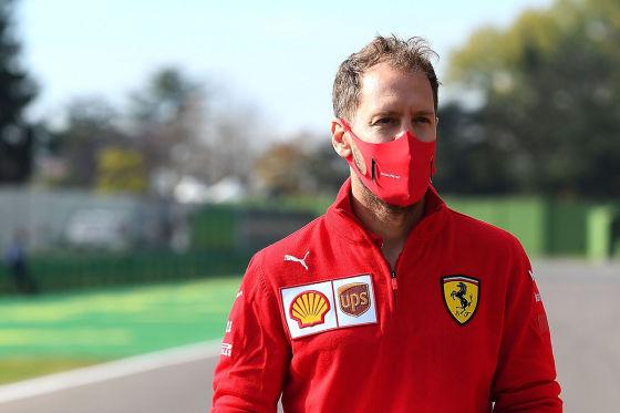 Vettel-Rückstand manifestiert sich