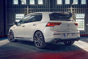 VW Golf 8 GTI Clubsport im Privatleasing
