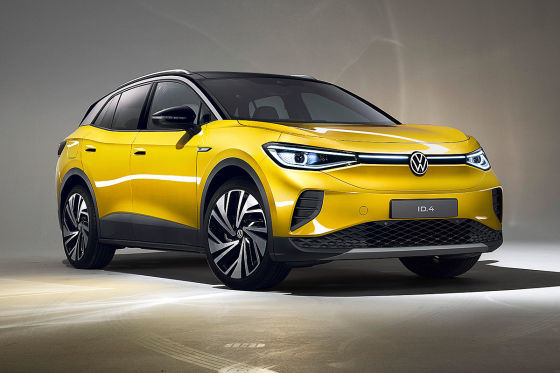 VW ID.4  !! SPERRFRIST 23. September 2020  17 Uhr !!