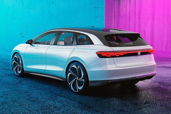 VW ID. Space Vizzion !! SPERRFRIST 20. November 2019 6 Uhr !!
