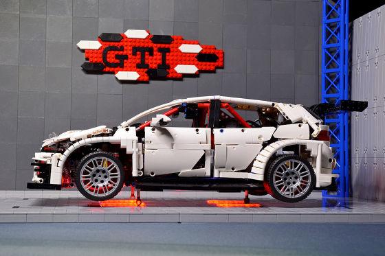 Lego Technic Golf GTI TCR