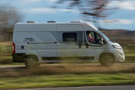 Laika Kosmo Camper Van 6.0