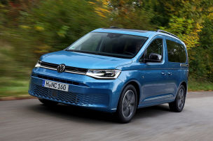 VW Caddy 2.0 TDI im Test