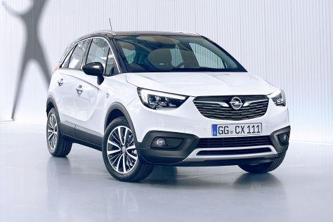 Opel CrosslandX !! Sperrfrist 18. Januar 2017 08:20 Uhr !!