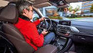 BMW iX3 (2020): Elektro-SUV im Test