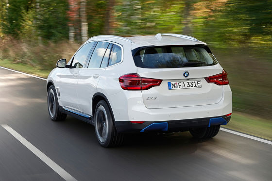 BMW iX3 !! SPERRFRIST 04.November 202000:01 Uhr !!