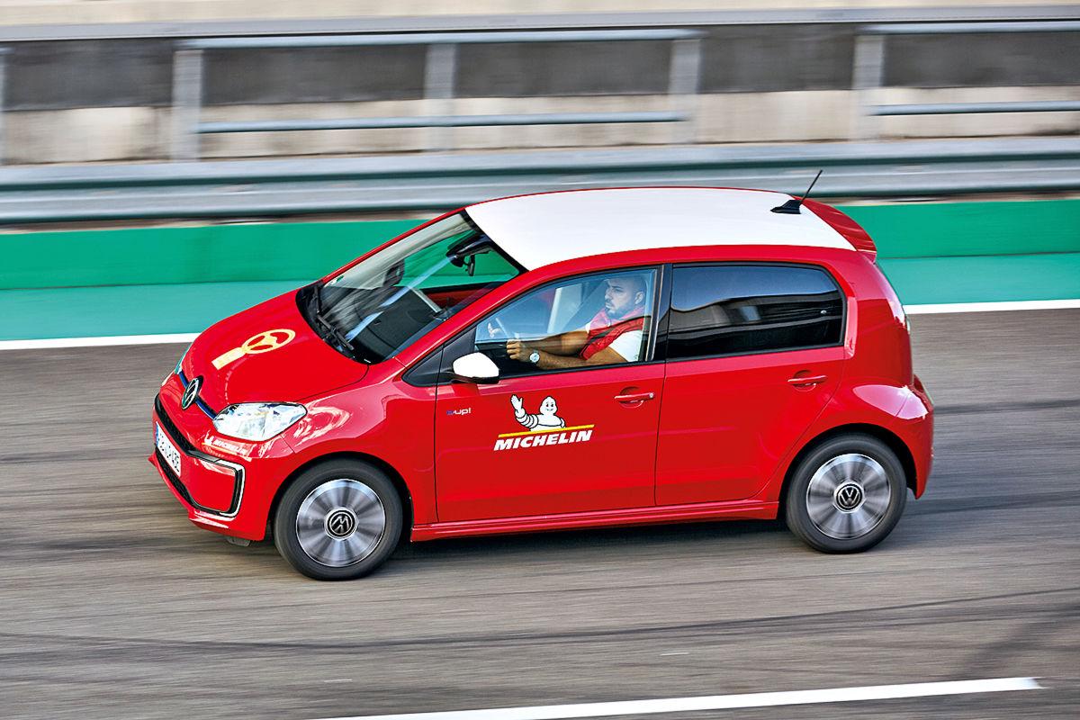 3. Platz VW e-UP