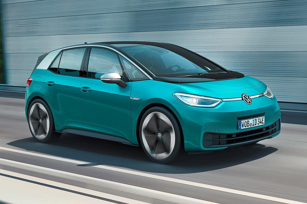 Alle Elektroautos und Plug-in-Hybride von VW