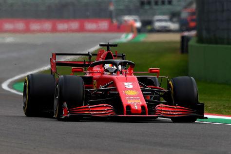 Formel 1: Ferrari-Verschwörungstheorien