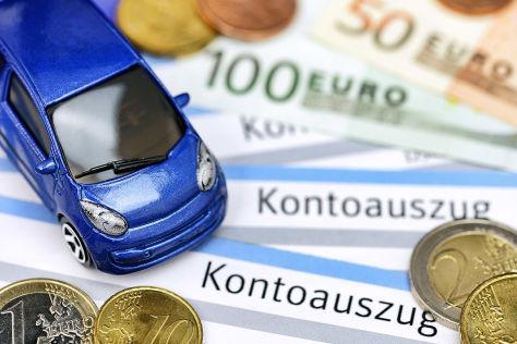 Autoversicherung  Symbolfoto