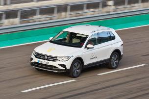 DGL 2020: mittlere SUV Plug-in-Hybrid