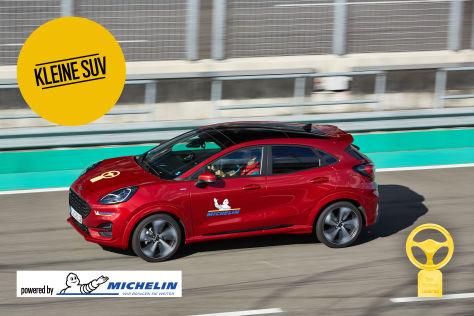 Das Goldene Lenkrad 2020: Kategorie Kleine SUV