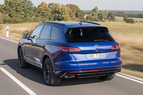 VW Touareg R !! SPERRFRIST 28. September 2020 10:00 Uhr !!