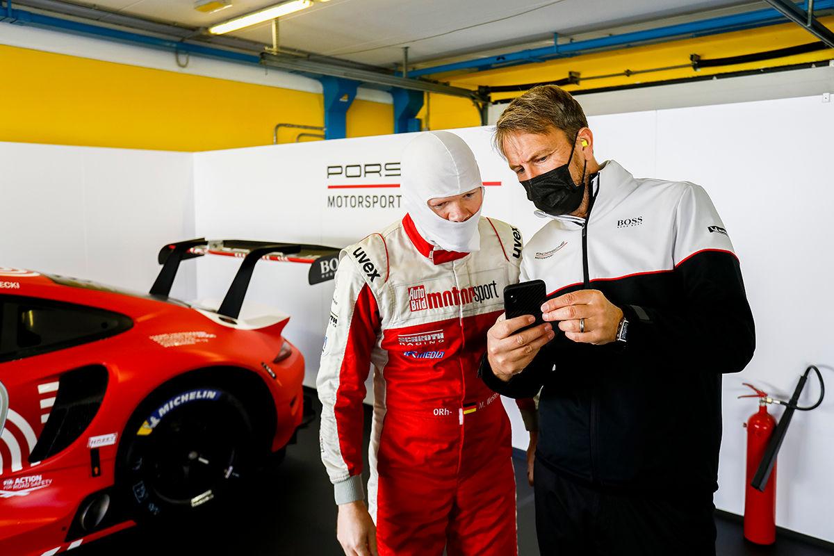 WEC: Tracktest Porsche 911 RSR