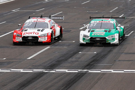 DTM: Rast versus Müller