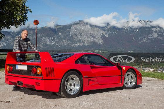 DTM-Boss verkauft ikonischen Ferrari