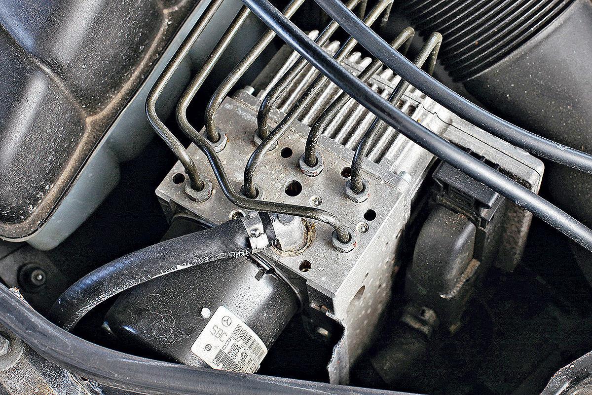 3er-BMW (E21) im Technik-Check