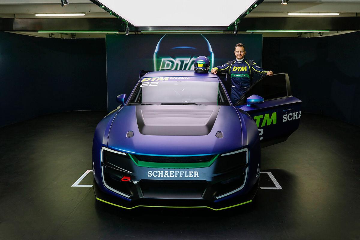 DTM electric: Erste Bilder 2020 in Hockenheim