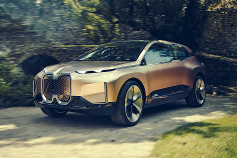 BMW Vision iNEXT !! Sperrfrist 16. September 2018   00.01 Uhr !!