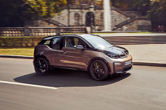 BMW i3 !! SPERRFRIST 28. September 2018  8 Uhr !!