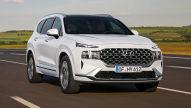 Hyundai Santa Fe Facelift