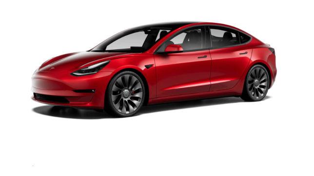 Tesla Model 3 Facelift (2020): Update