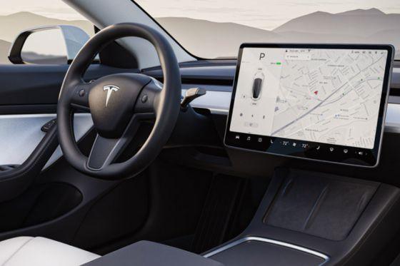 Tesla verpasst dem Model 3 neue Features und eine leicht angepasste Optik