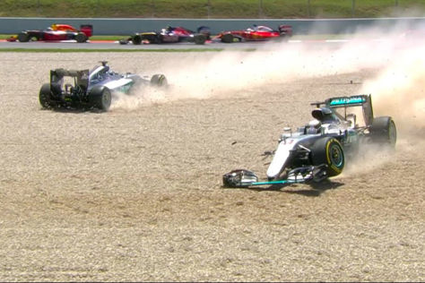 Formel 1: Verstappen zu Mercedes?