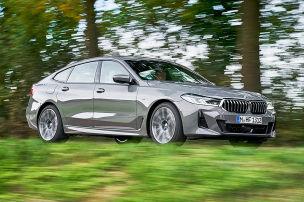 So f�hrt der frische BMW 6er GT