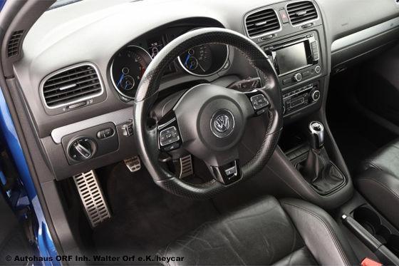 VW Golf VI R