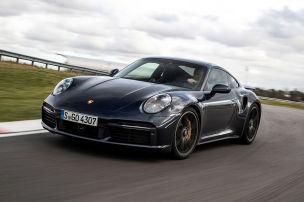 Der 911 Turbo kann es auch ohne S