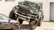 Ford Ranger Raptor delta4x4: Tuning